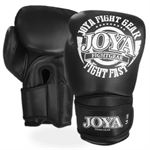 Joya Kickboxing Glove (Leather) FIGHT FAST Black