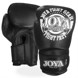 Kickboxing handsker læder fight fast fra joya fight gear på fit4fight
