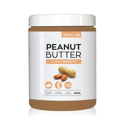 Bodylab Peanut Butter Super Smooth 1 kg