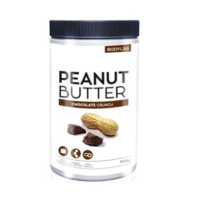 Bodylab peanut butter chokolade  crunch 1 kg fra N/A på fit4fight