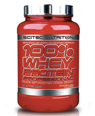 Scitec whey protein professional 2350 g fra N/A på fit4fight
