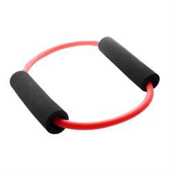 N/A – Trendy sport rund elastik med skum håndtage fra fit4fight