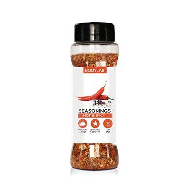 Billede af Bodylab Seasonings Hot & Spicy
