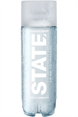 N/A State drinks lightly carbonated 300 ml fra fit4fight