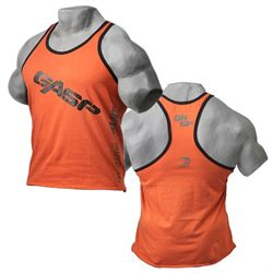 N/A – Gasp vintage t-back orange på fit4fight